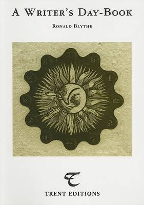 A Writer's Daybook by Ronald Blythe image