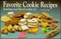 Favorite Cookie Recipes by Lou Seibert Pappas image