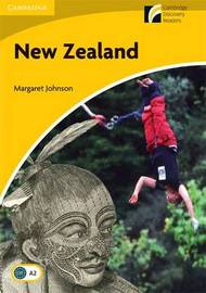 New Zealand Level 2 Elementary/Lower-intermediate American English Paperback: Level 2 by Margaret Johnson image