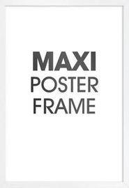 Maxi Poster Frame - White