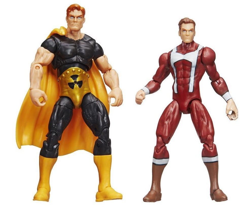 Marvel Legends: Supreme Powers - Comic 2-Pack image