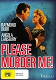 Please Murder Me DVD