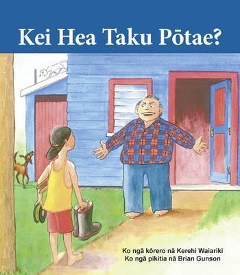 Kei Hea Taku Potae? by Kerehi Waiariki