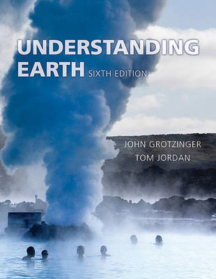 Understanding Earth by John Grotzinger image