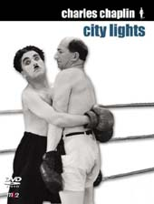 City Lights - The Charlie Chaplin Collection on DVD