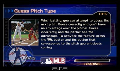Major League Baseball (MLB) for PSP image