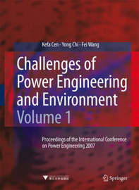 Challenges of Power Engineering and Environment image