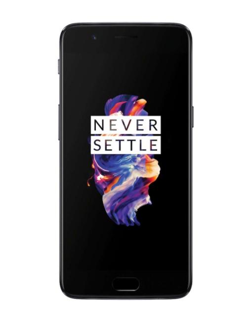OnePlus 5 Smartphone 64GB Slate Gray image