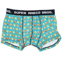 Super Mario Brothers Mushroom Boxer Briefs (Large)