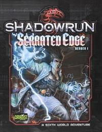 Shadowrun RPG: Denver 1 Serrated Edge - Adventure Module by Catalyst