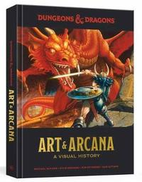 Dungeons and Dragons Art and Arcana by Kyle Newman