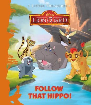 Disney Junior The Lion Guard Follow That Hippo!