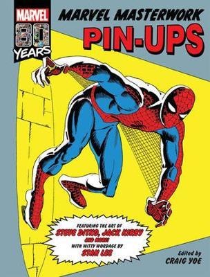 Marvel Masterworks Pin-ups by Stan Lee