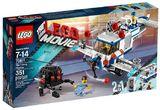 LEGO Movie - The Flying Flusher (70811)