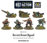 Soviet Scout Squad