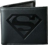 Superman - Classic Logo Embossed Wallet
