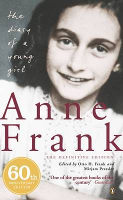 The Diary of a Young Girl: The Definitive Edition by Anne Frank image