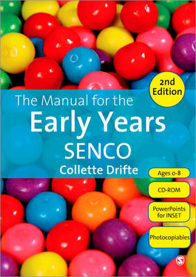 The Manual for the Early Years SENCO by Collette Drifte image
