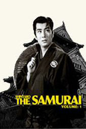 Shintaro The Samurai - 1 on DVD