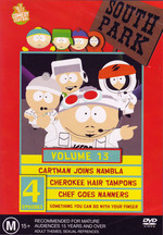 South Park - Vol. 13 on DVD