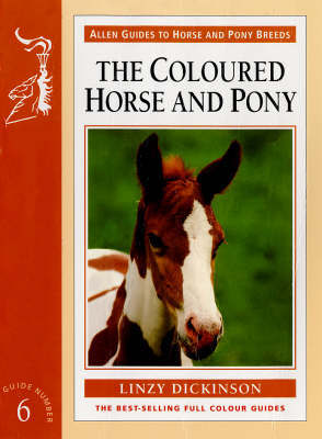 The Coloured Horse and Pony by Linzy Dickinson