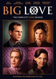 Big Love - Complete Season 3 (4 Disc Set) on DVD image