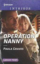 Operation Nanny by Paula Graves image