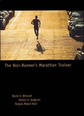 The Non-Runner's Marathon Trainer by David Whitsett