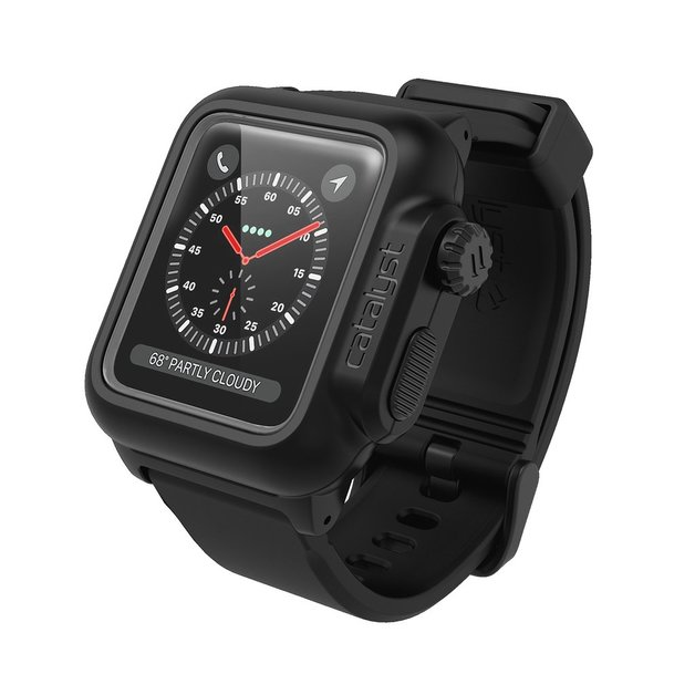CATALYST case for Apple Watch Series 2/3 42mm (Black)
