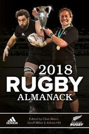 2018 Rugby Almanack by Clive Akers