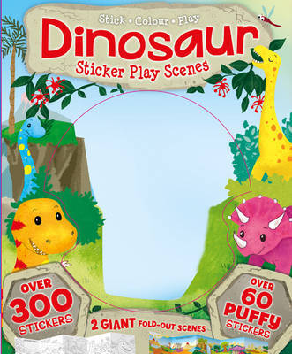 Dinosaurs Octagonal Box Set image