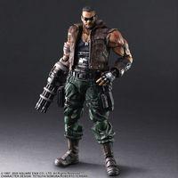 Final Fantasy VII Remake: Barret Wallace - Play Arts Kai Figure