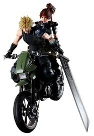 Final Fantasy VII Remake: Jessie, Cloud & Motor Bike - Play Arts Kai Figure Set