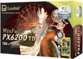 Leadtek Graphics Card WinFast PX6200 TD 128M 6200 PCIE