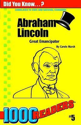 lincoln the great emancipator essay