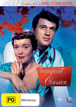 Magnificent Obsession (Directors Suite) (2 Disc Set) on DVD