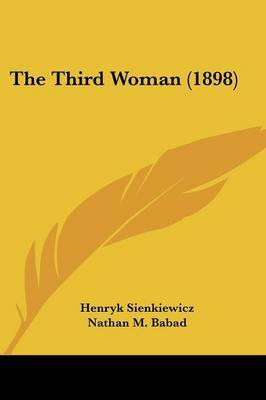 The Third Woman (1898) by Henryk K. Sienkiewicz image
