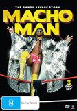 WWE Macho Man: The Randy Savage Story DVD