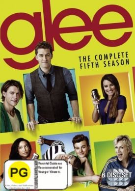 Glee - The Complete Fifth Season on DVD