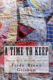 A Time to Keep by Freda Brown Grisham
