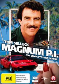 Magnum P.I Season 1 on DVD