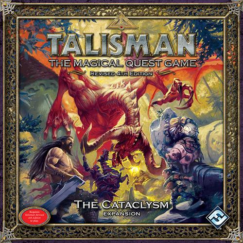 Talisman: Cataclysm - Expansion