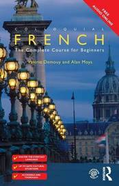 Colloquial French CD by Valerie Demouy image