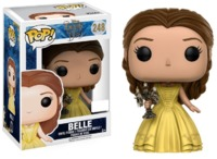 Beauty & the Beast (2017) - Belle (Candlestick) Pop! Vinyl Figure