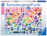 Ravensburger: Wave Mosaic - 1000pc Puzzle