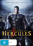 The Legend of Hercules on DVD