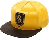 Harry Potter Hufflepuff - Satin Snapback Cap