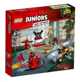 LEGO Juniors - Ninjago Shark Attack (10739)