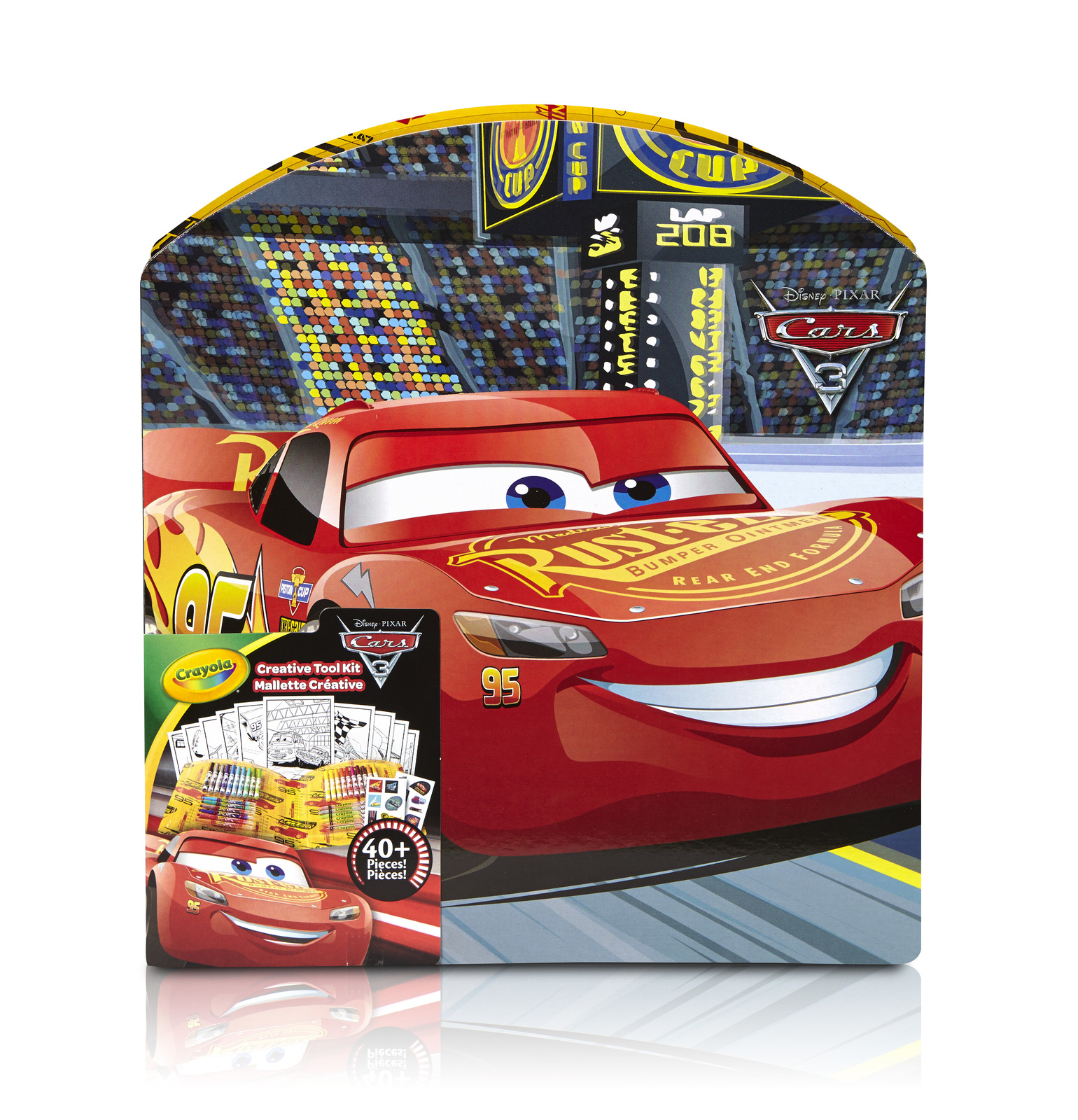 Crayola Cars Small Art Kit image