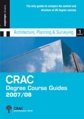 Architecture, Planning and Surveying by CRAC